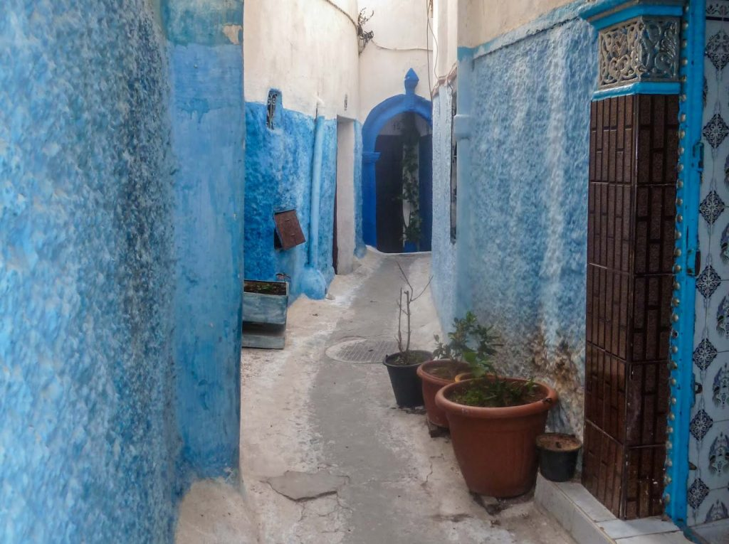 Kasbah des Oudayas