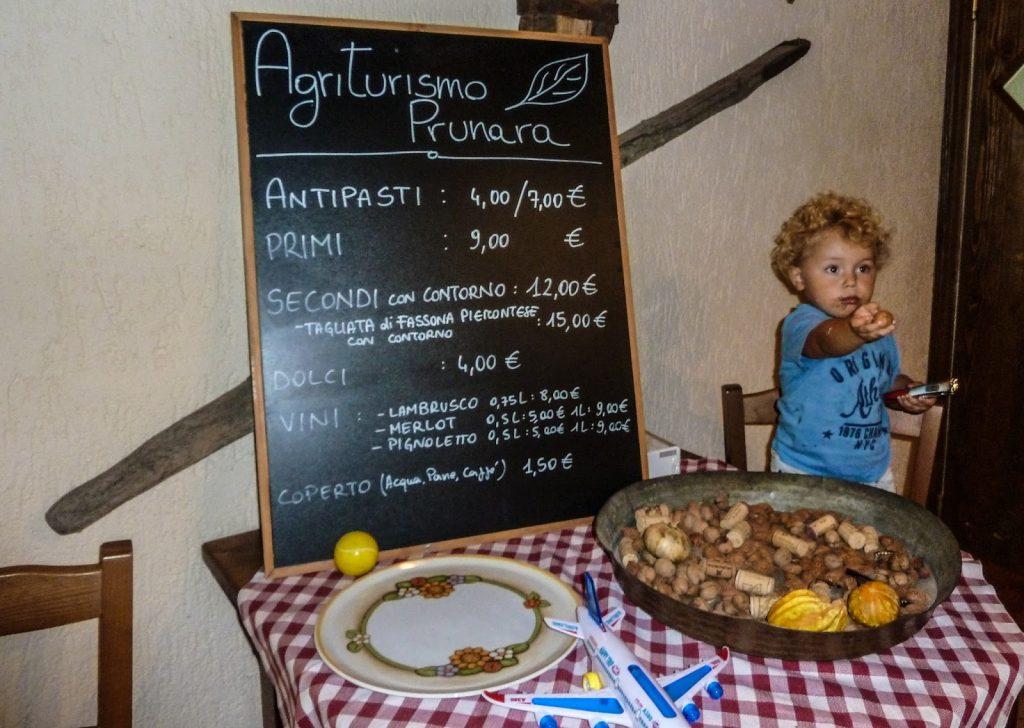 Agriturismo Prunara