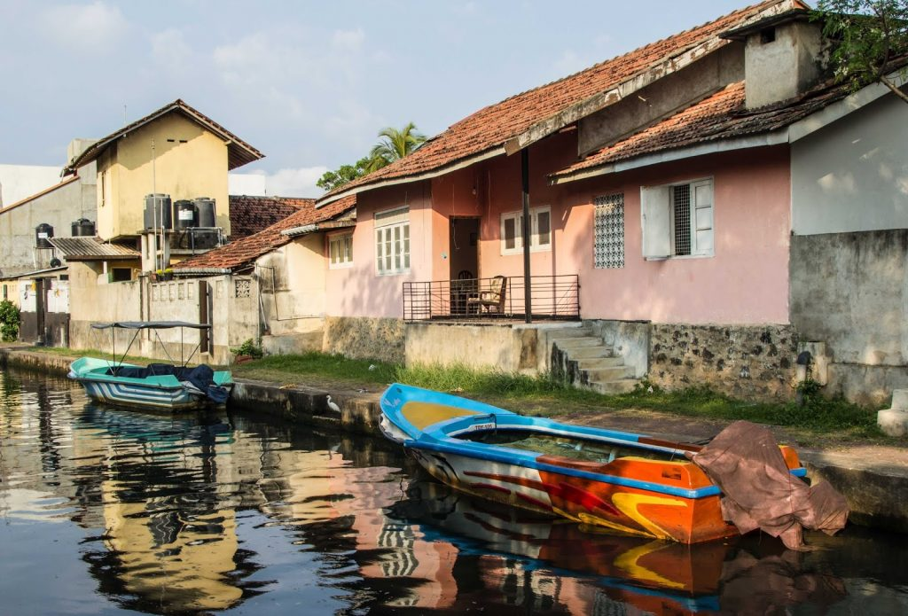 Hamilton Canal Sri Lanka