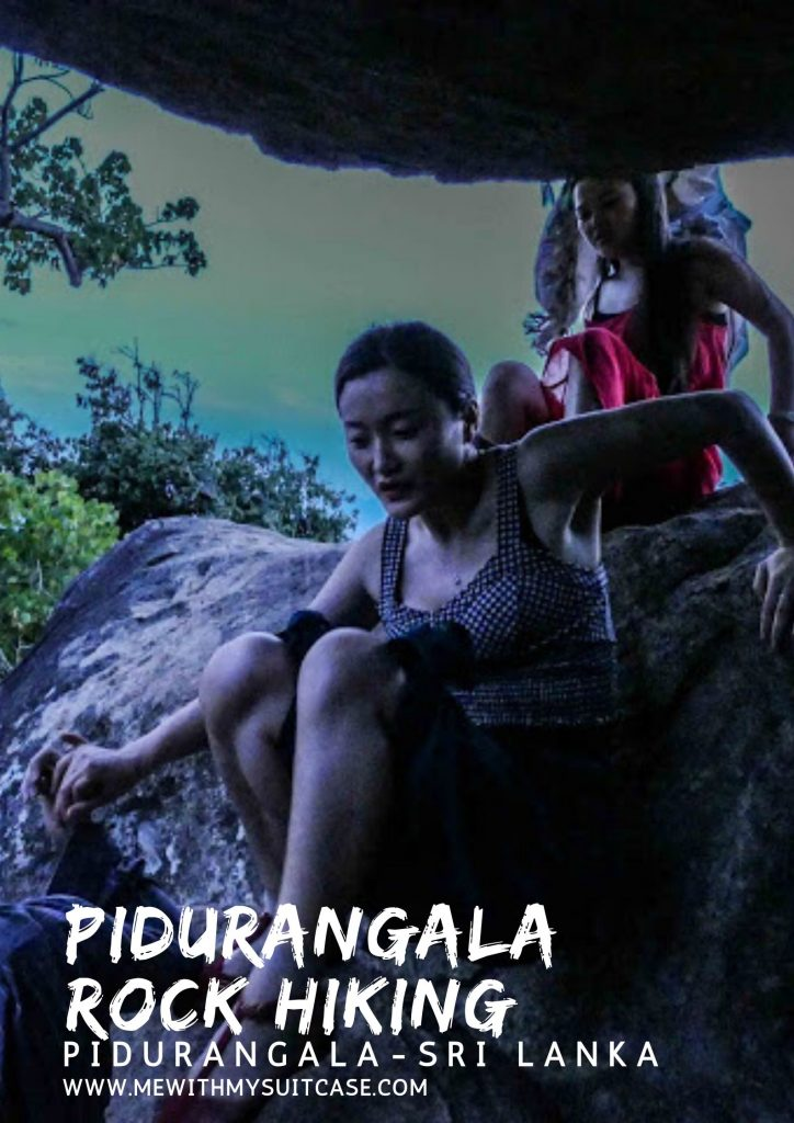 pidurangala Rock Hiking