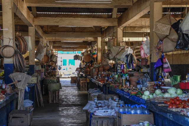 Hell Ville Market