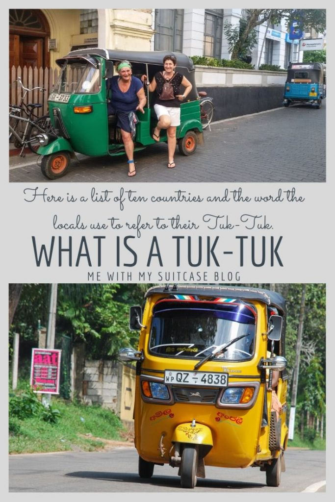 What is a Tuk Tuk