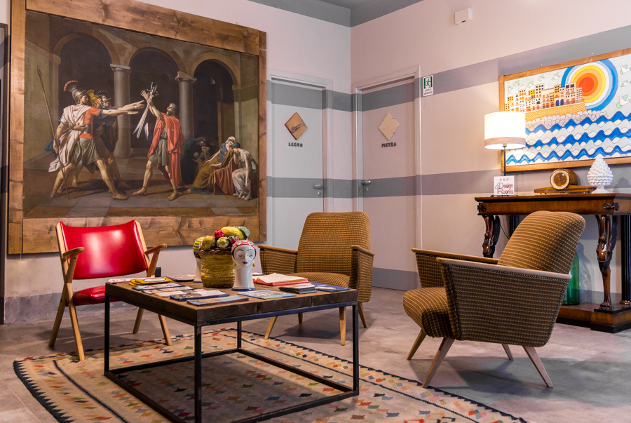Budget Hotel in Ortigia