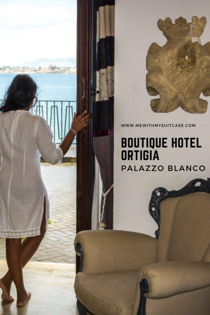Botique hotel in Ortigia