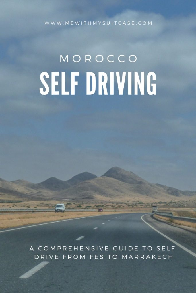 Self-driving in Morocco