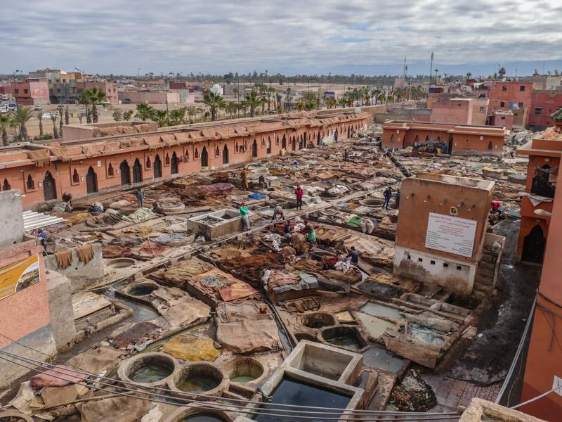 Tips for Marrakech