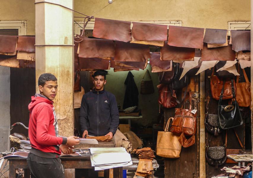 Best places in Marrakech Medina