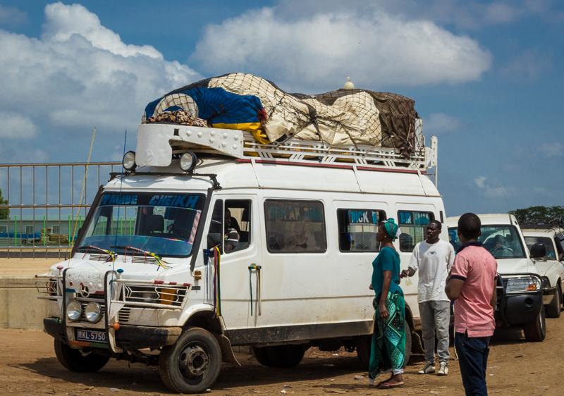 GETTING AROUND SENEGAL