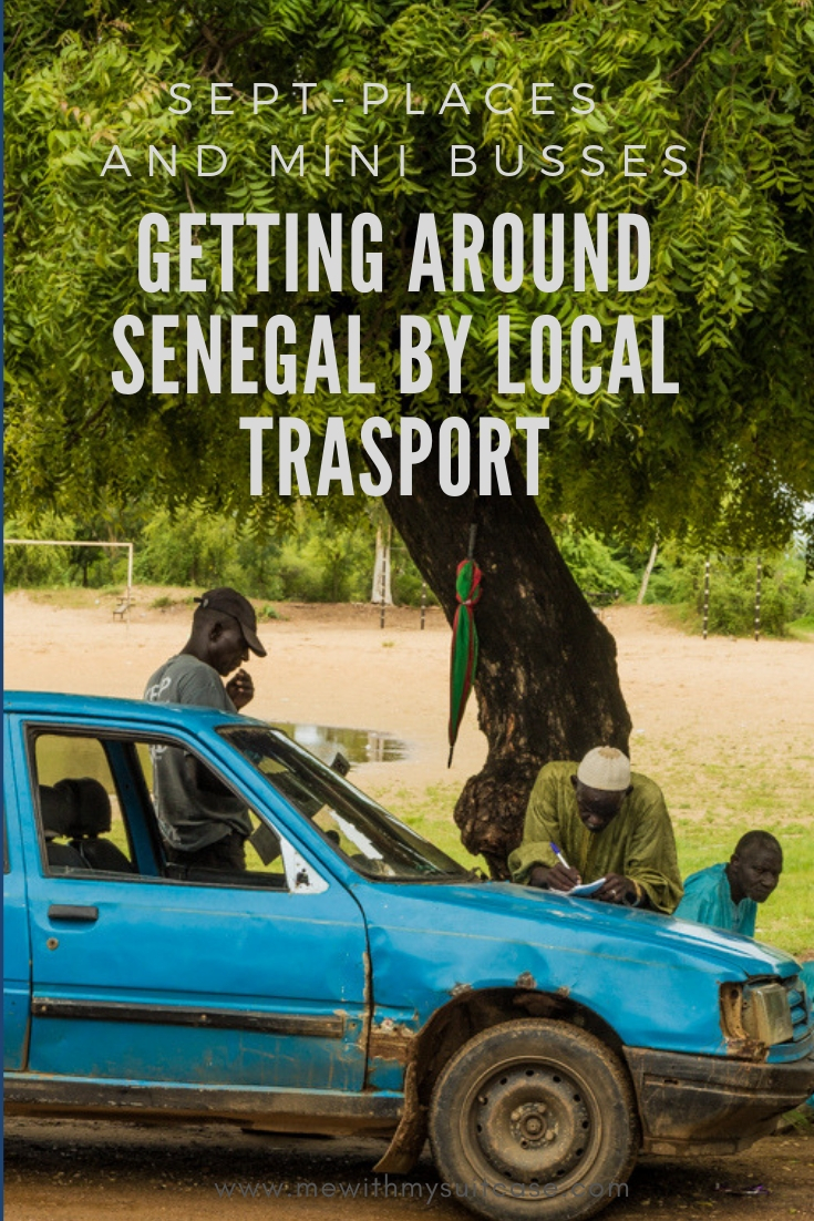 Senegal by local trasport