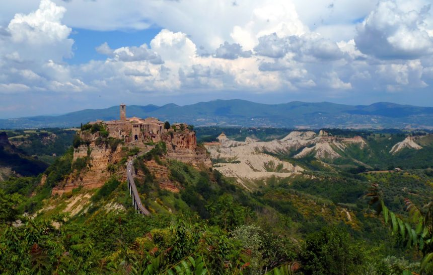 Where to stay in Civita Di Bagnoregio