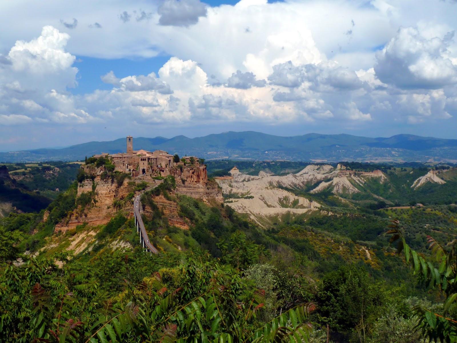 Where to stay in Civita Di Bagnoregio