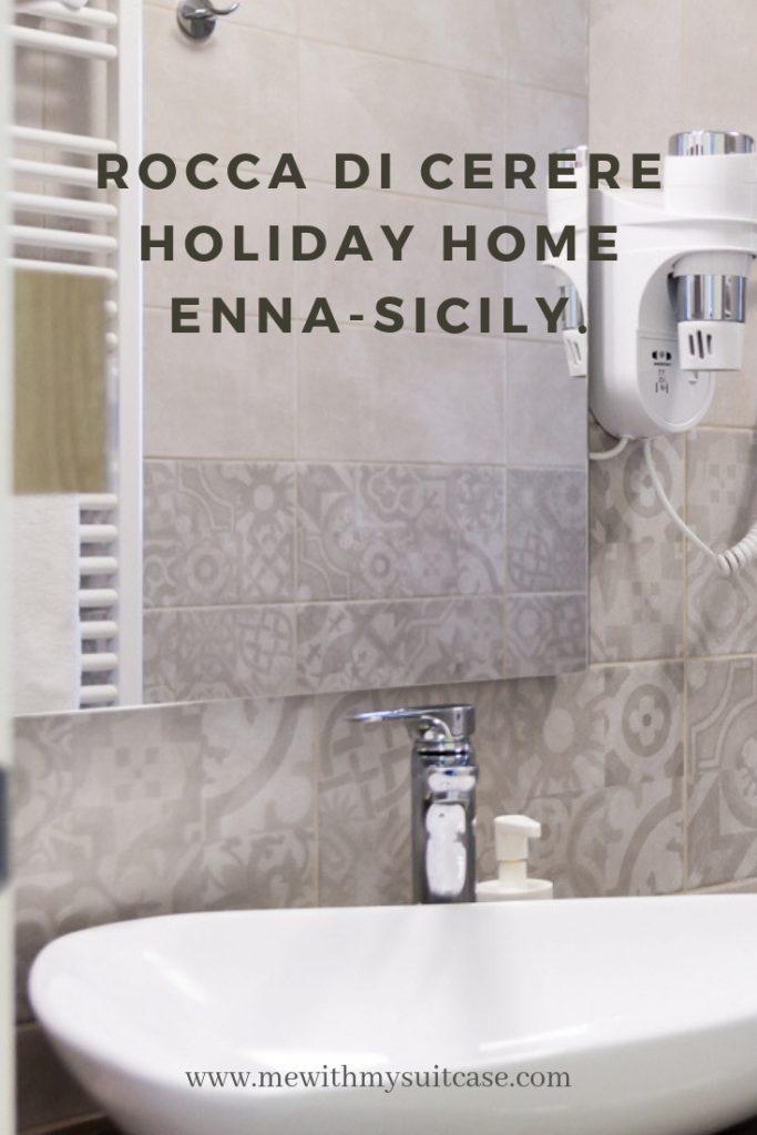 Staycation in Enna Sicily