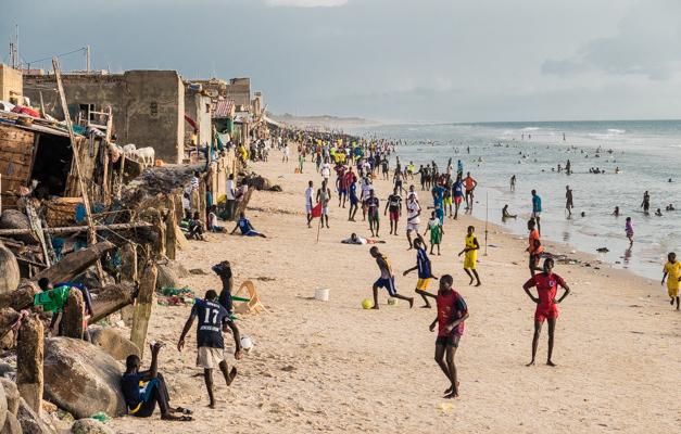 Saint Louis, Senegal - UNESCO World Heritage Site