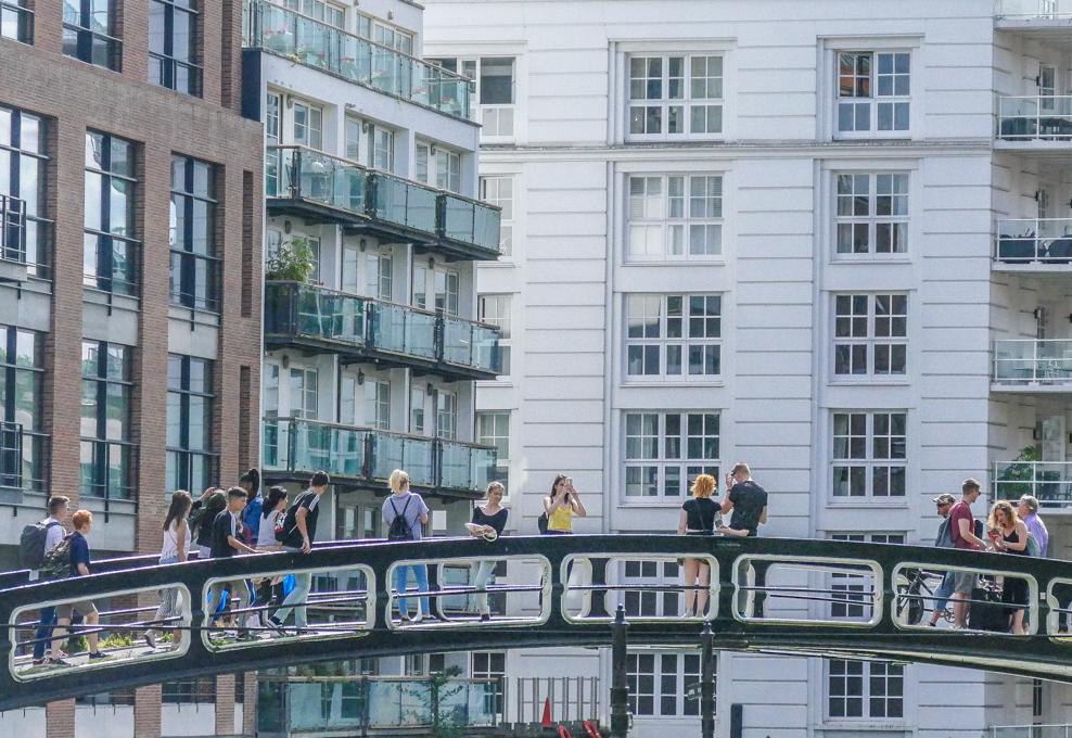 Regent's Canal Camden Town London