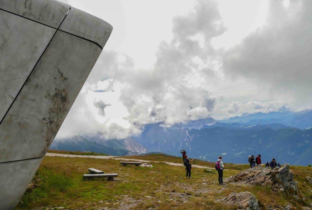Messner Mountain Museum, Corones