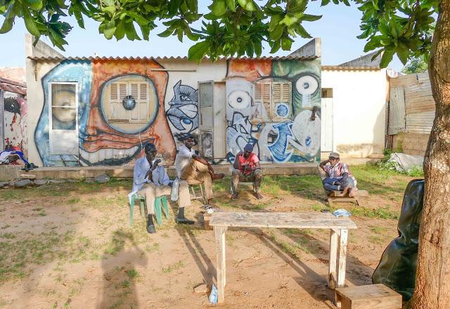 Village des Arts, Dakar