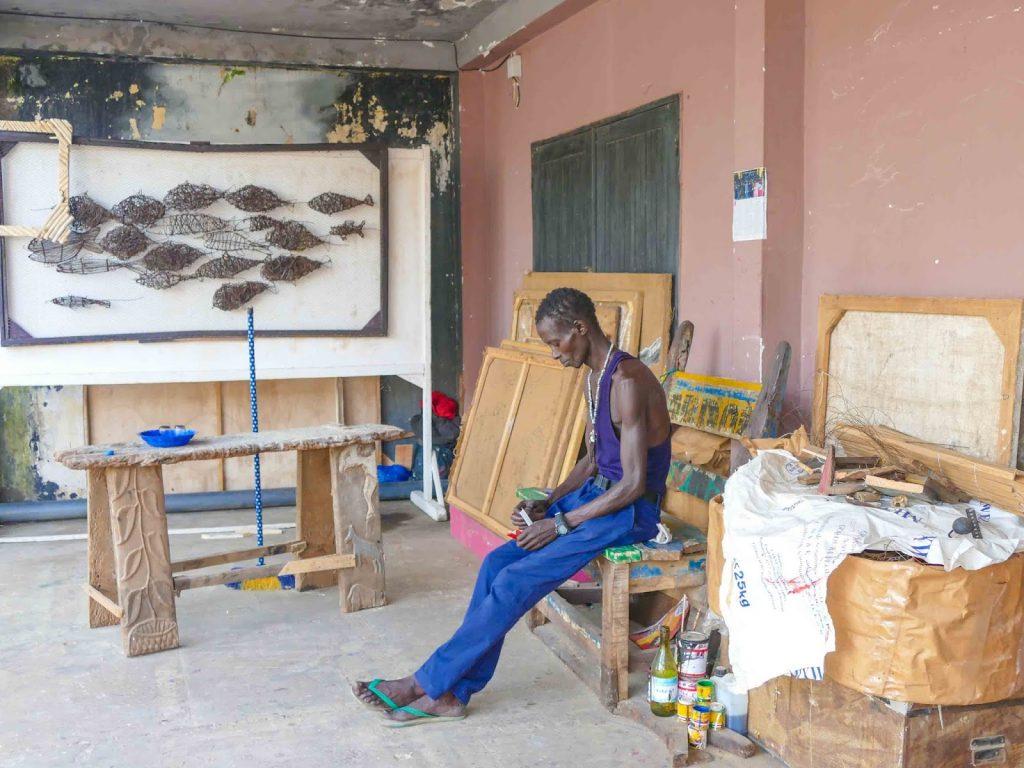 Things to do in Dakar