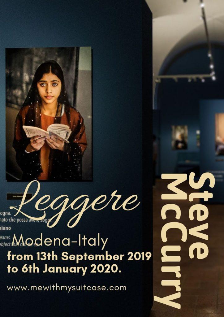 Steve McCurry mostra Modena
