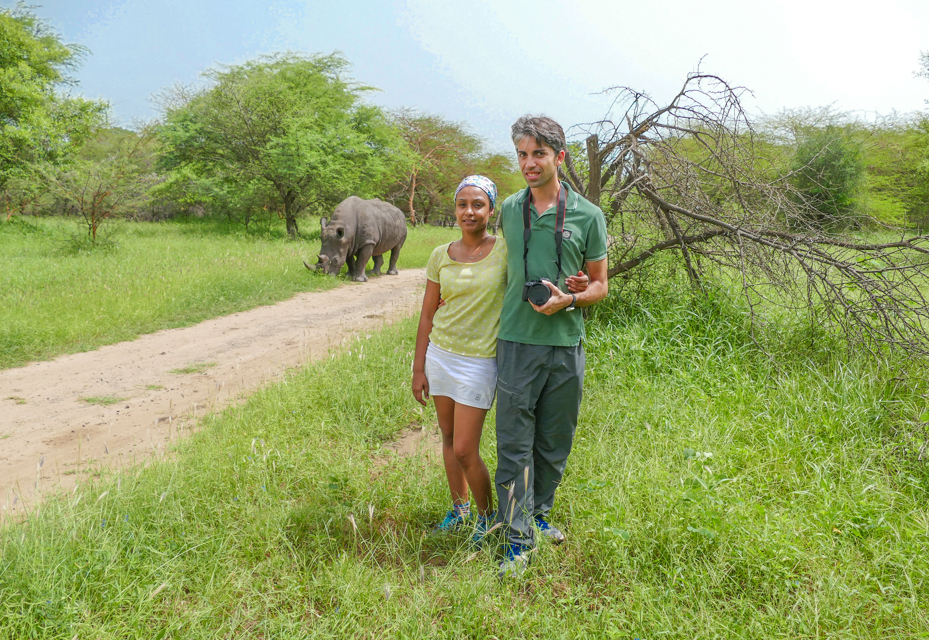 Bandia Reserve in Senegal