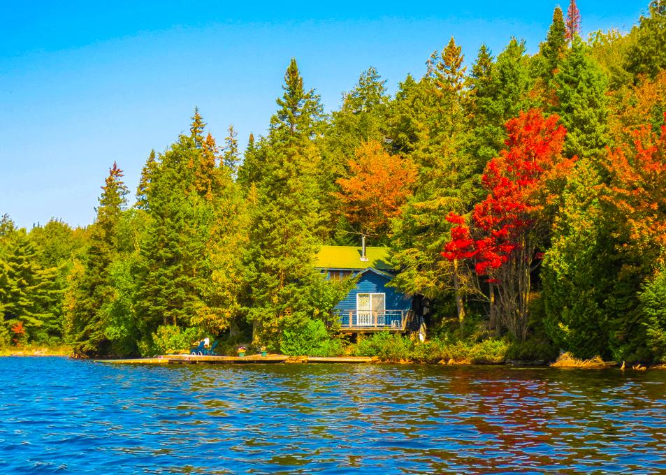 Canoeing in Ontario