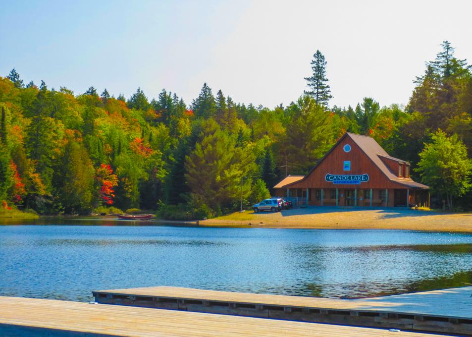canoe rentals canoe lake ontario