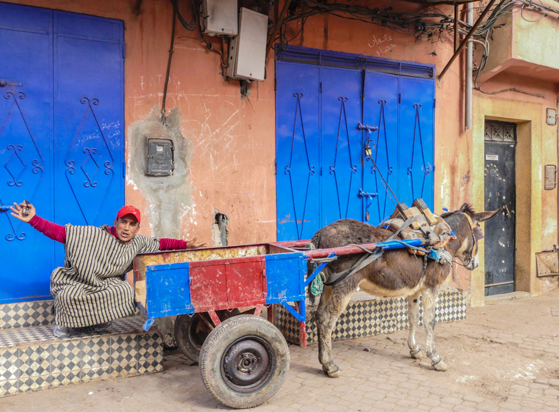 Best places in Marrakech Medina