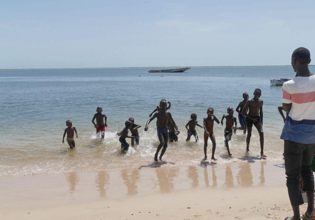 Pirogue tour Ndangane