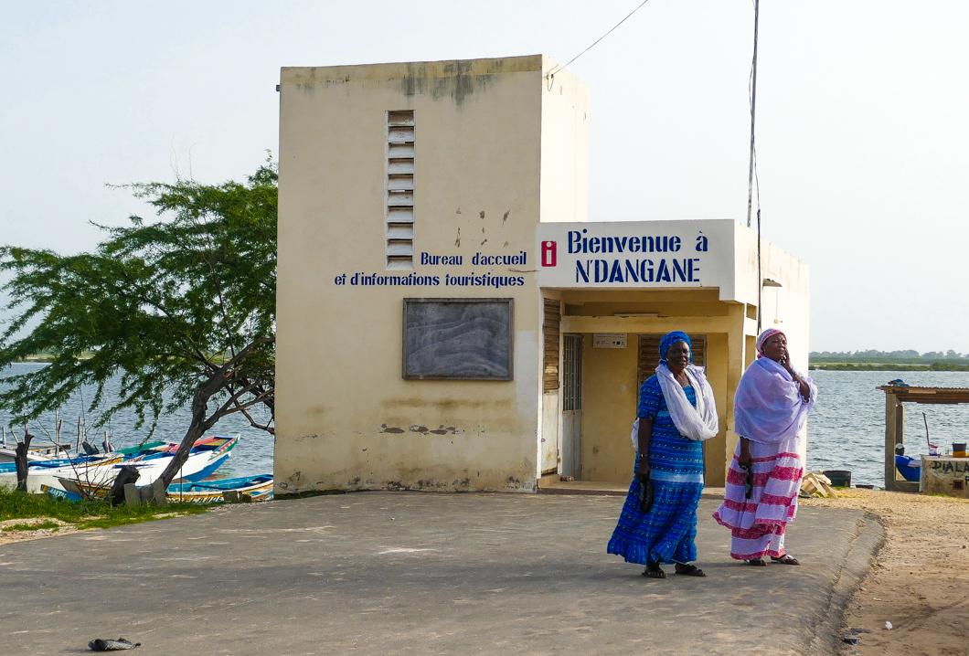 Siné-Saloum Delta Ndangane