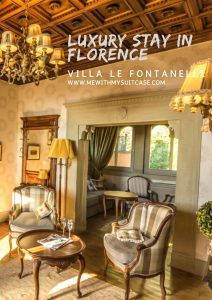 Luxury stay in Florence