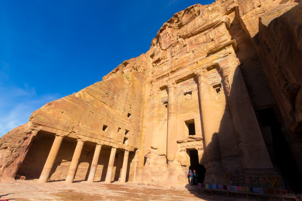 What to eat in Petra
