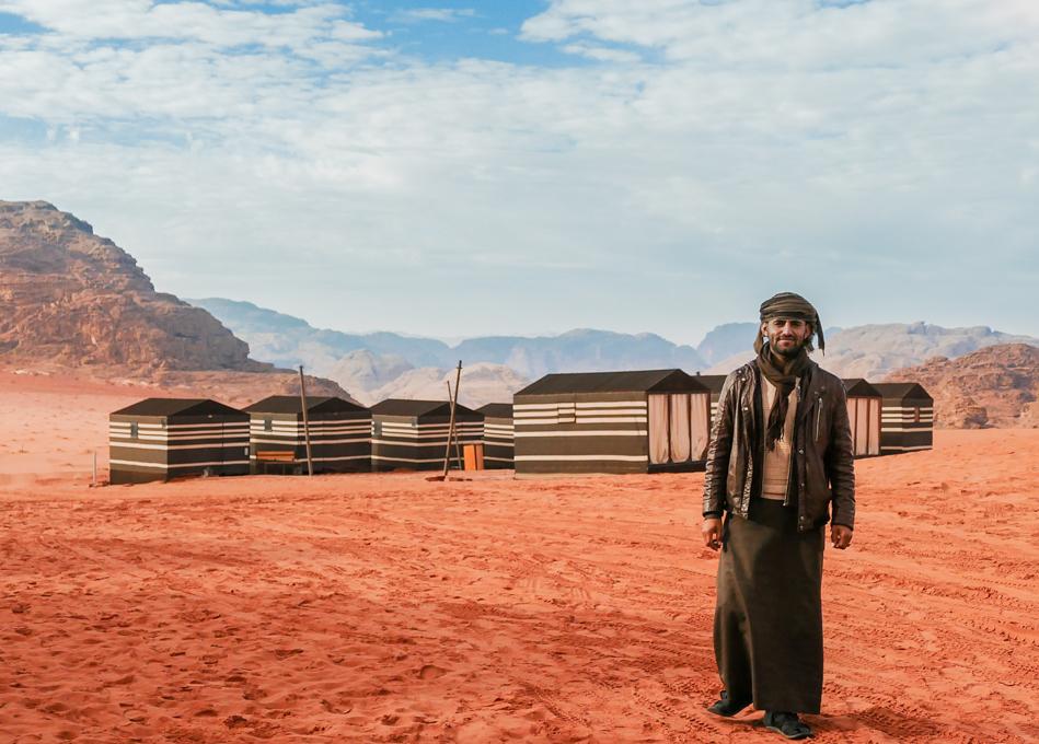 Starlight Camp in Wadi Rum