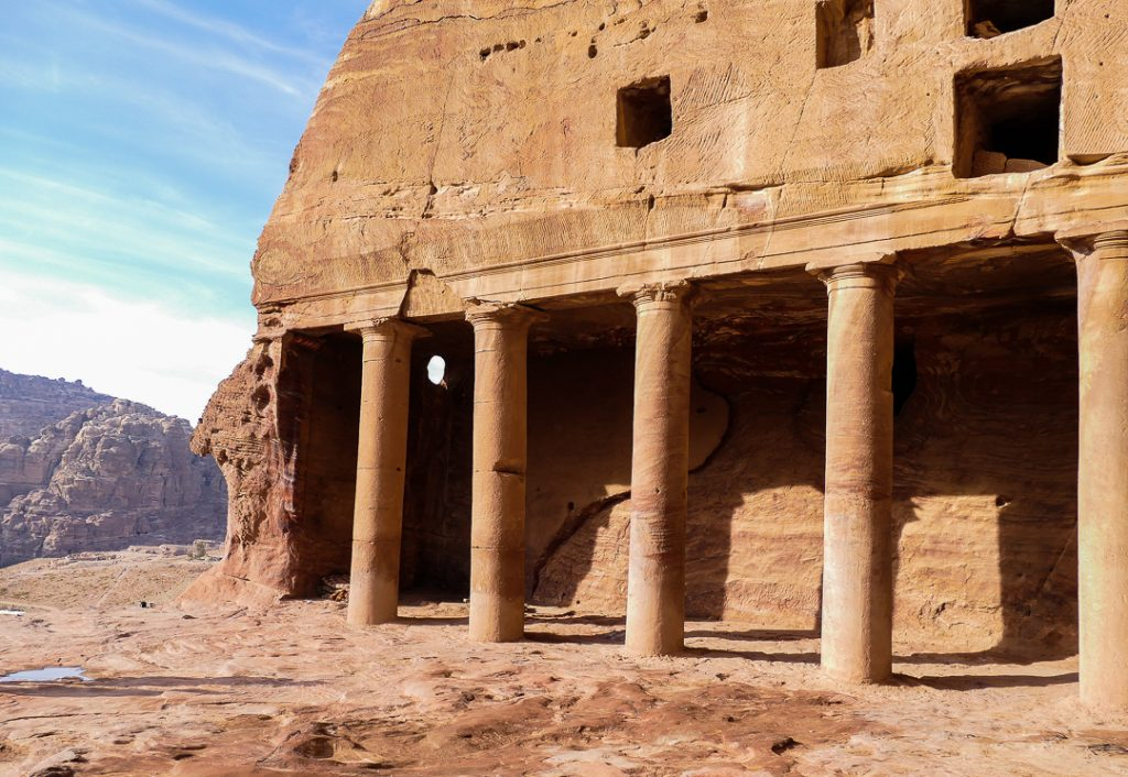 how many days do I have to stay in Petra