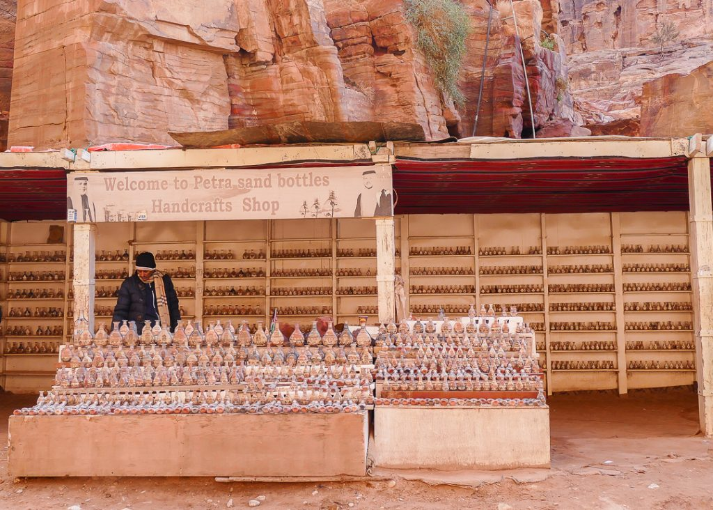what to buy in Petra