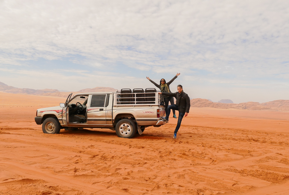 What to do in Wadi Rum