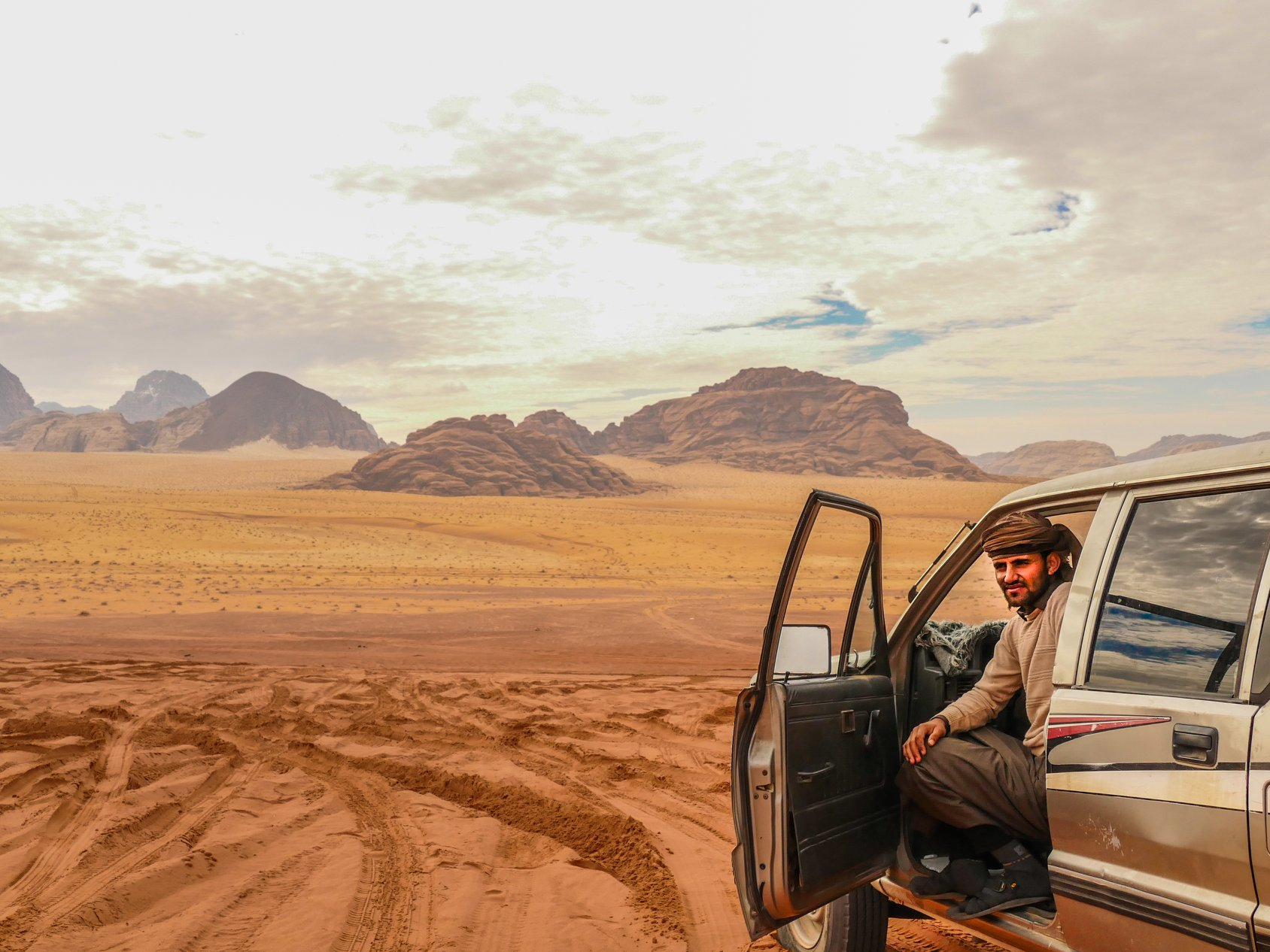 Best thing to do in wadi Rum