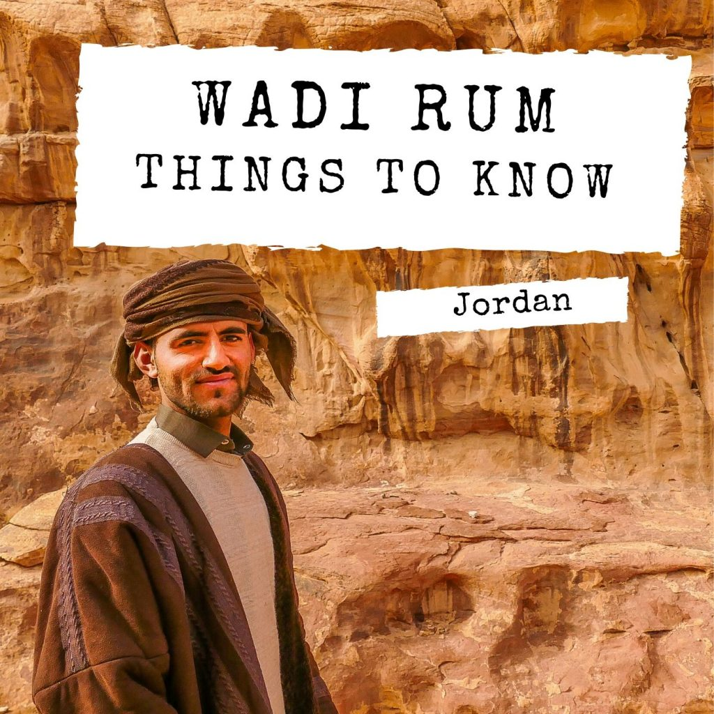 Things to do in Wadi Rum