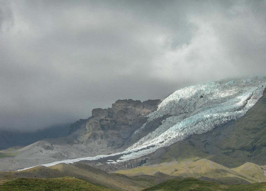 Jökulsárlón and Vatnajökull