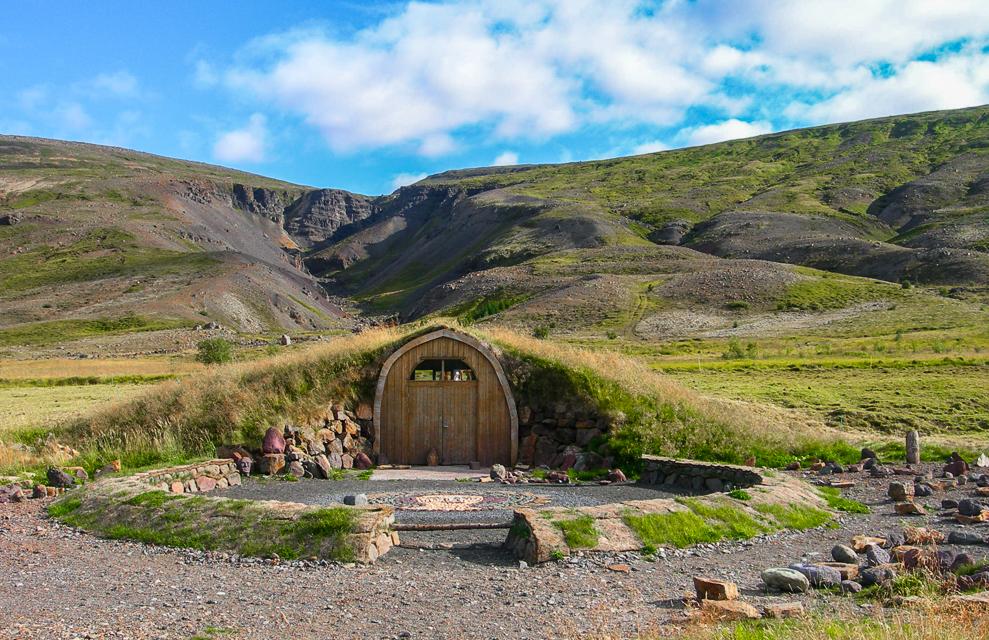 Turf House Iceland