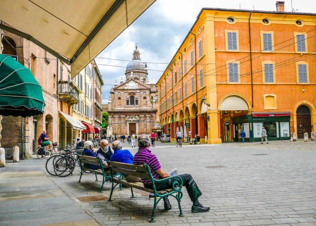 Modena City Centre