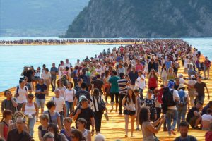 The Floating Piers