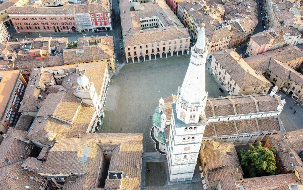 Helicopter Tour In Modena