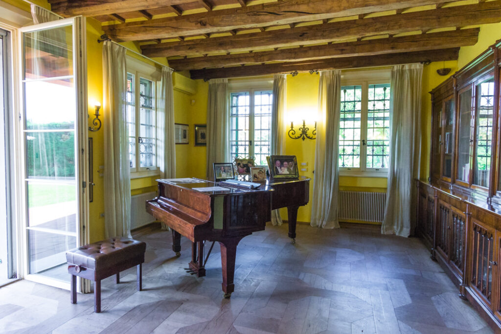 Luciano Pavarotti Home Museum