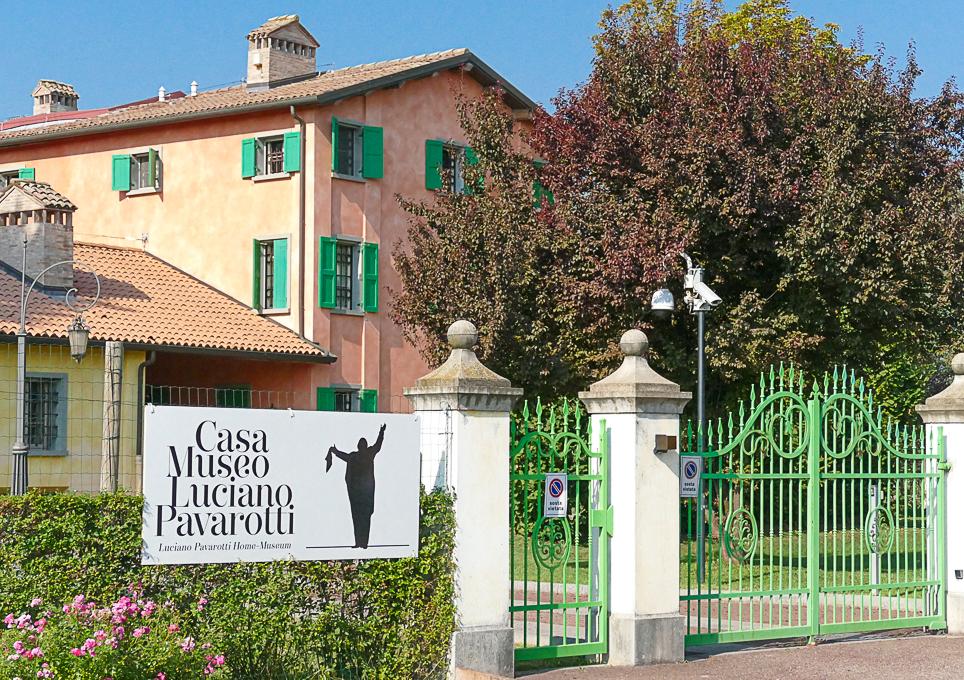 Museo Pavarotti Modena