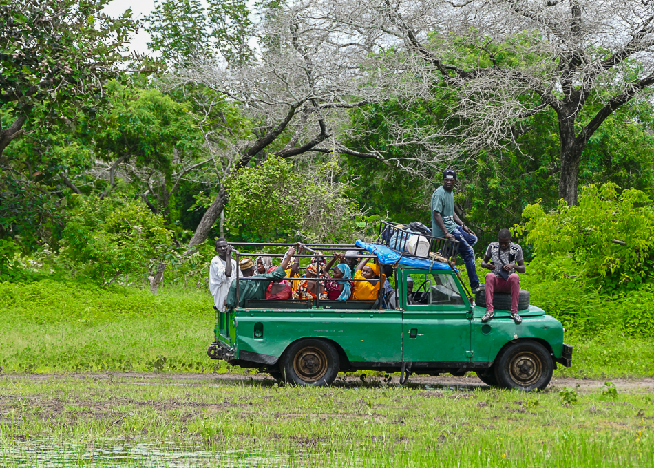 Things to do in Gambia