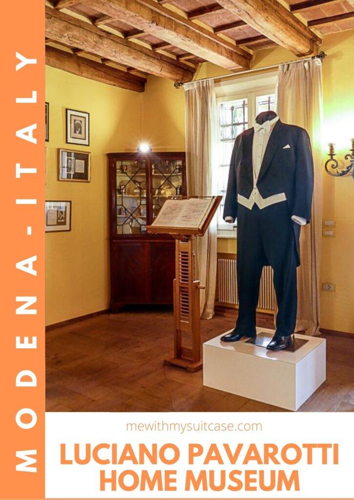 Luciano Pavarotti Museum