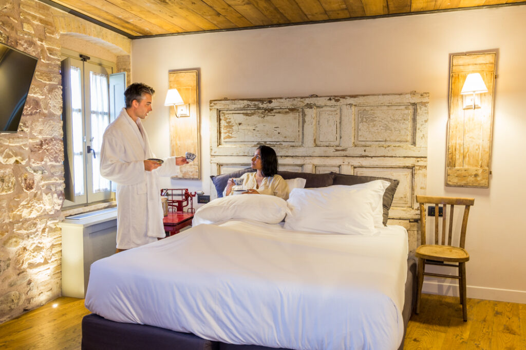 Luxury boutique hotel in Assisi